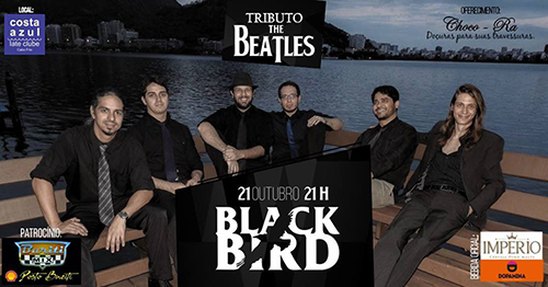 Black Bird Beatles Cover - Cabo Frio