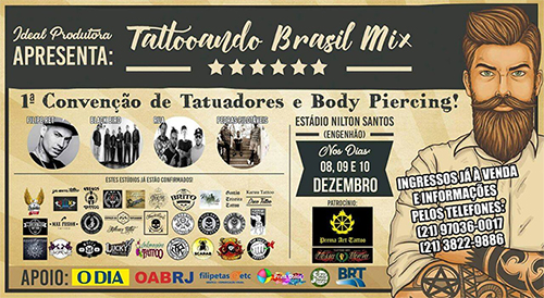 Black Bird Beatles Cover - Tattooando Brasil Mix